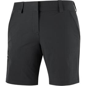 Salomon Wayfarer Shorts Women, zwart
